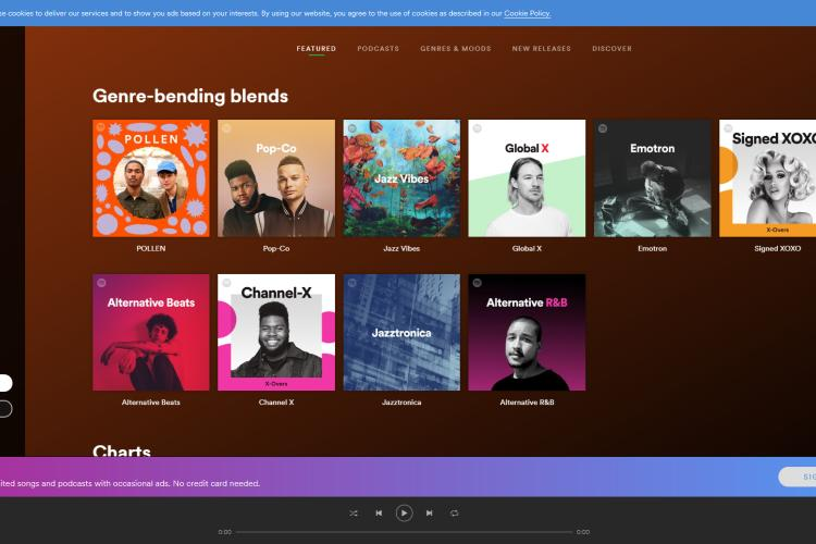 15 Best Free Music Download App for Android 2019: Spotify