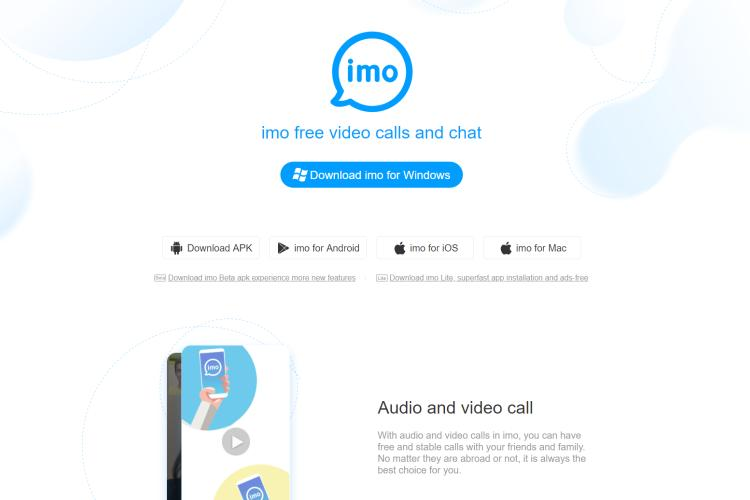Best Apps for Free International Calls: IMO