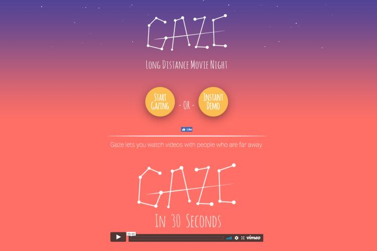 The Gaze Perfect Video Synchrony App