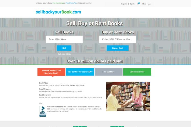 SellBack Your Book
