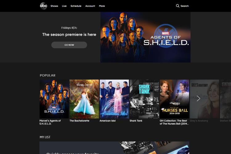 Watch ABC Online for Local Channels Without Cable 2019