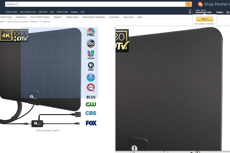 HD Antenna to get Local Channels No Cable 2019