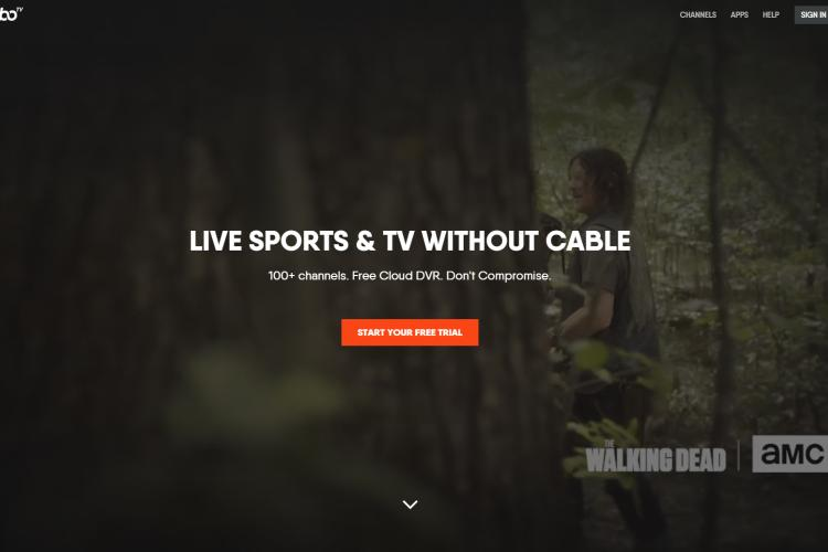 By Watching Local TV on FuboTV