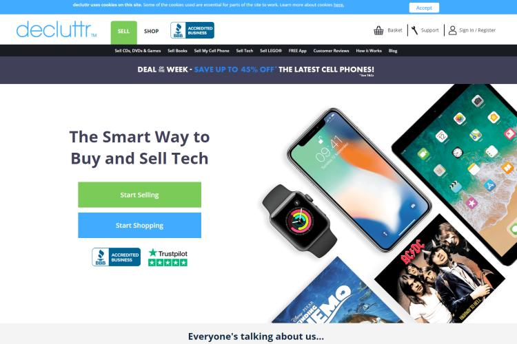 Online Best Selling Apps to Sell Stuff
