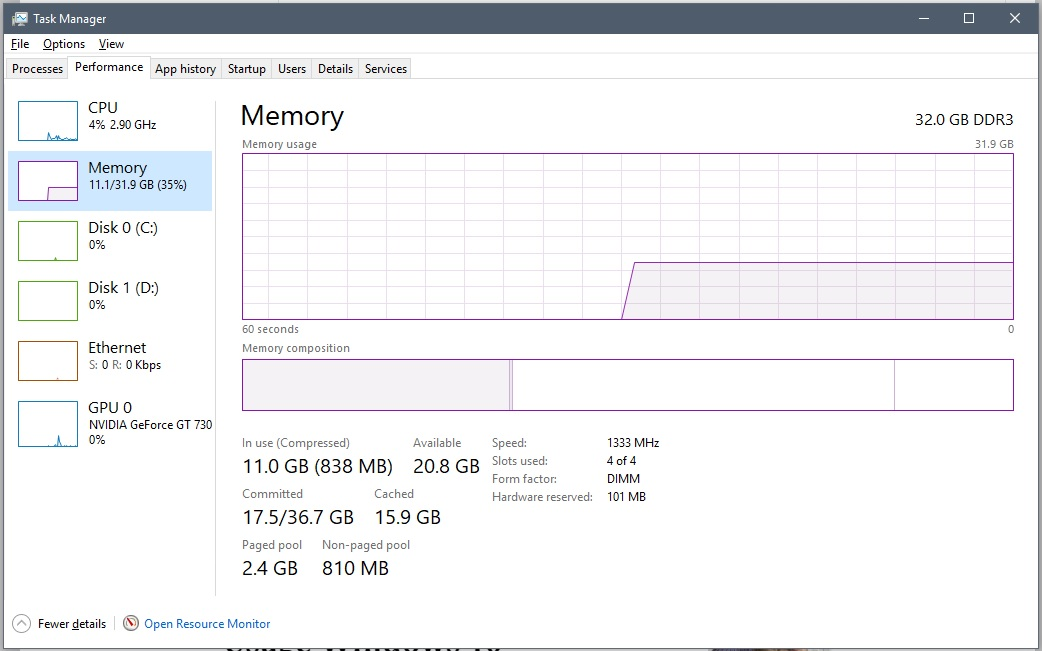Best Way Over How To Fix High Memory Usage Windows 10 in 2020