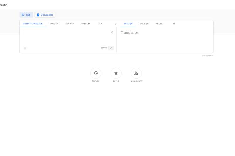 Google Translate to open a blocked site