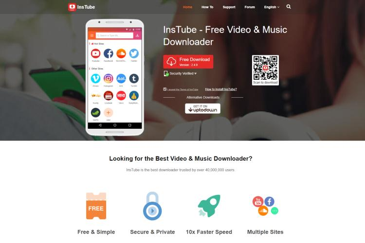 Free Best Video Downloader App for Android in 2019
